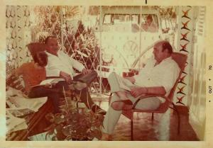 Papai tio Adalberto Duda